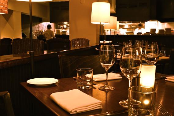 Up-scale Sonoma Restaurants - Best In Sonoma