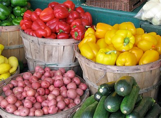 Photo of Sonoma Farmers Market