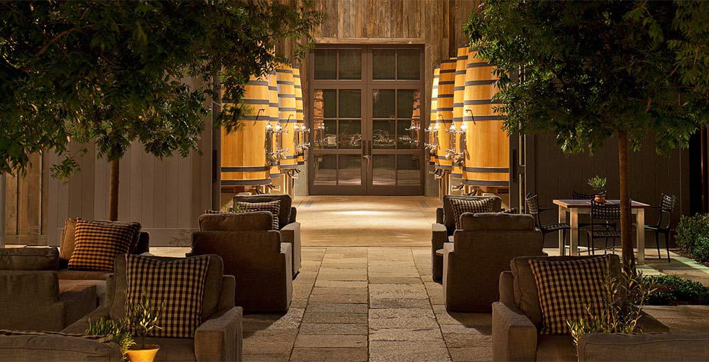 Rams Gate Winery Tour