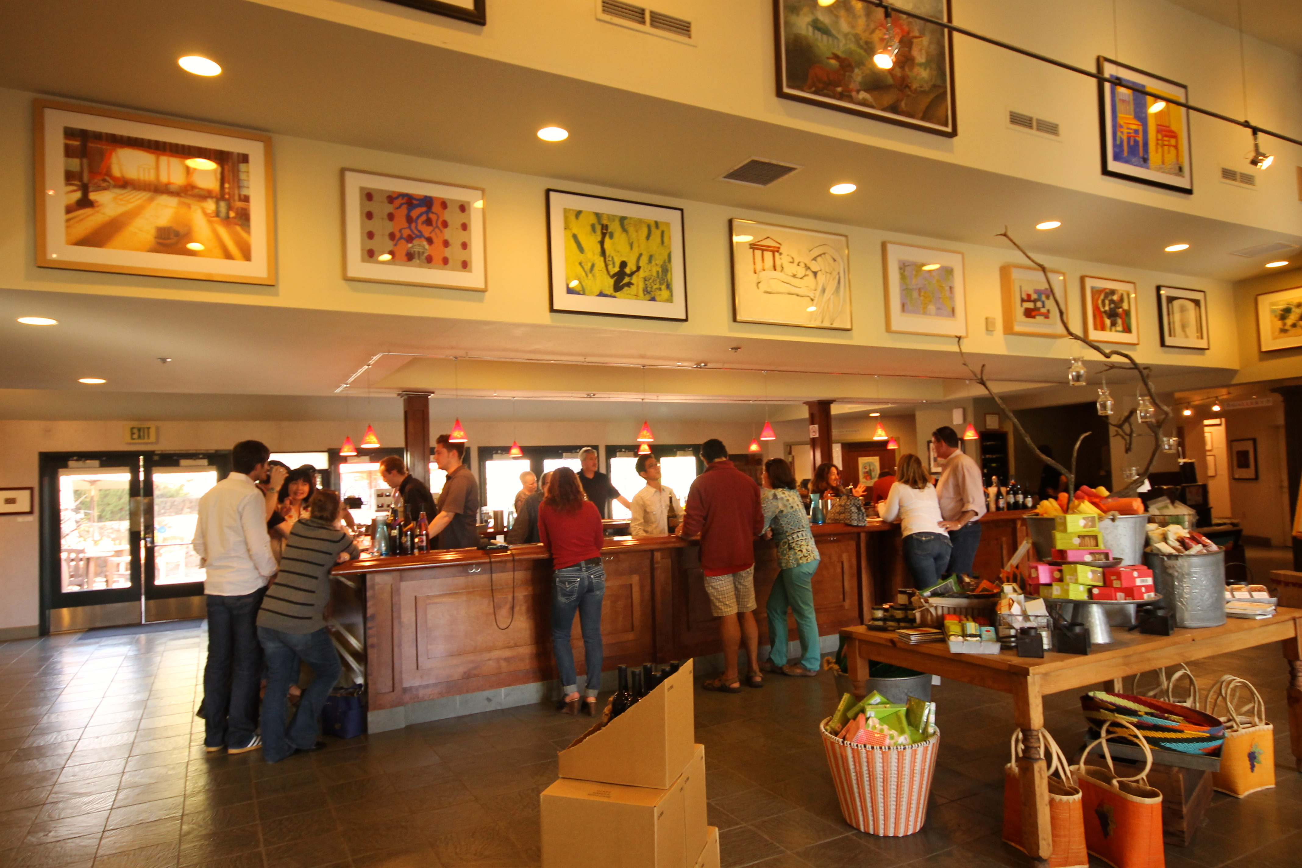 Imagery Estate Winery Best In Sonoma