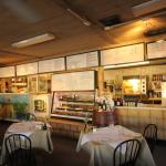 Cafe Citti counter
