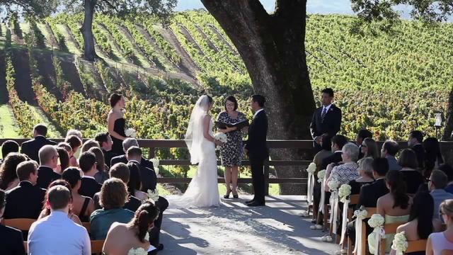 br cohn wedding - best barn weddings