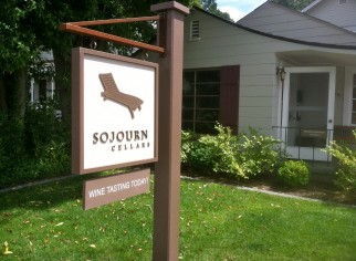 Photo of Sojourn Cellars Tasting Room