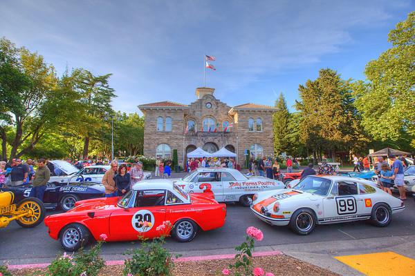 Sonoma Plaza May 17 Historic Race Car Festival Best In