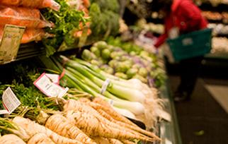 Photo of Whole Foods produce